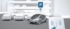 Bosch remote park assist