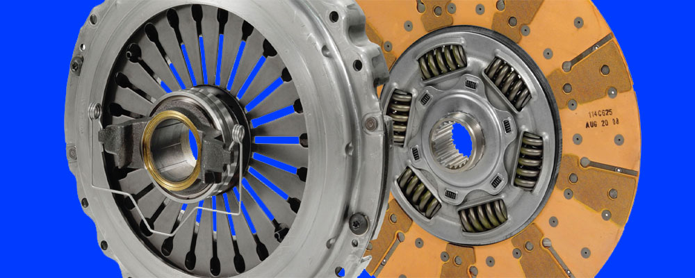 Automotive clutch (Courtesy: Eaton)