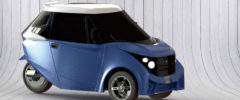Strom R3 electric car