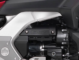 2018 Honda Gold Wing Dual Clutch Transmission