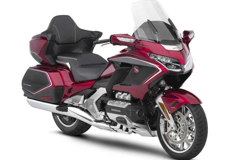 2018 Honda Gold Wing (Image Courtesy: Honda)
