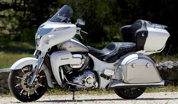 Indian Roadmaster (Image Courtesy: Indian)