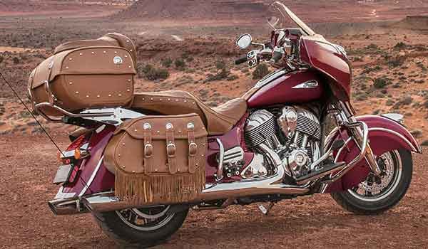 Indian Roadmaster Classic (Image Courtesy: Indian)