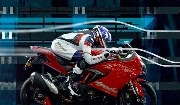 TVS Apache RR310 (Courtesy: TVS Motors)