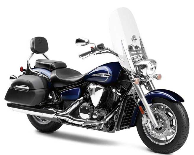 Yamaha V-Star Cruiser (Courtesy: Yamaha)