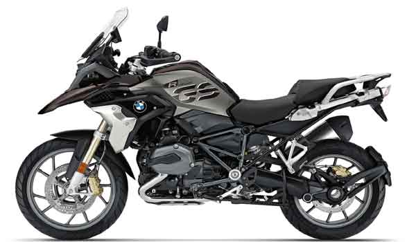 BMW 1200GS (Courtesy: BMW) Adventure Tourer