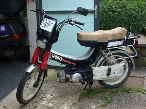 Hero Puch Turbosport (Courtesy: Moped Army)