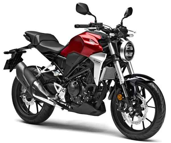 Honda CB 300R (Photo Courtesy: Honda)