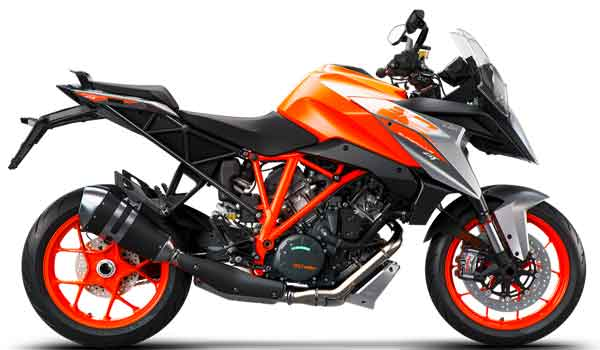 KTM 1290 Duke (Courtesy: KTM)
