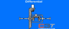 Differential mechanism