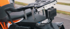 Bosch advanced rider assistance system