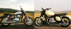 Jawa Motorcycles Standard & Forty Two