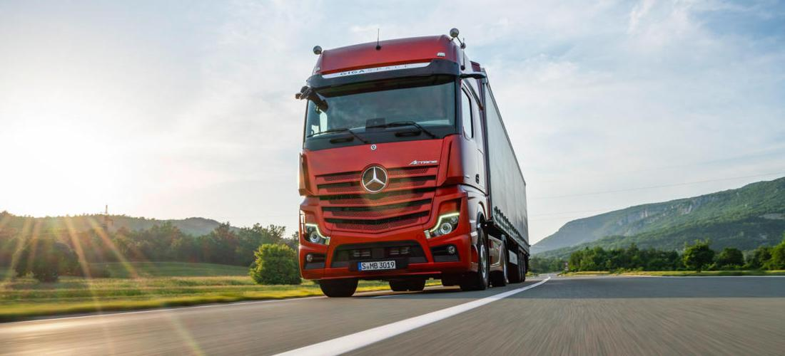 Mercedes Benz Actros 2019 The New Age Trucking Carbiketech
