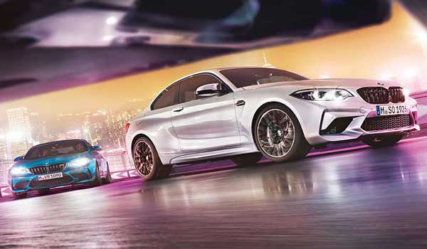 BMW M2 Competition (Photo Courtesy: BMW)