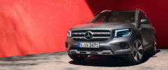 2020 Mercedes Benz glb