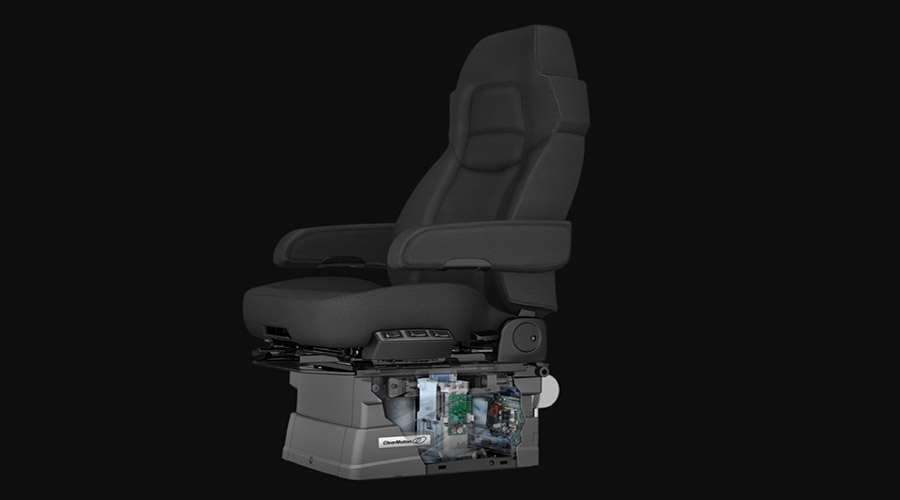 ClearMotion Active Suspension Seat