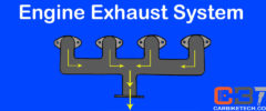 Engine exhaust system