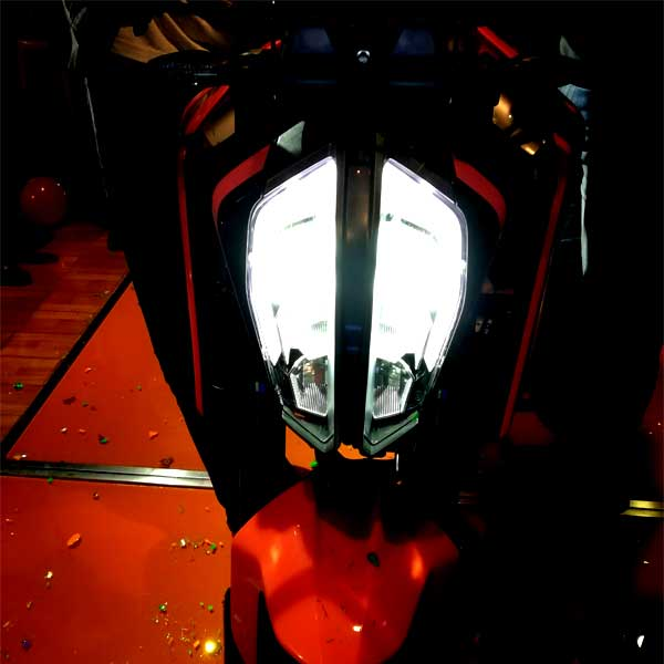 KTM Duke 790 LED Headlamp