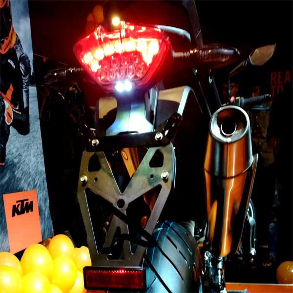 KTM Duke 790 LED Taillamp