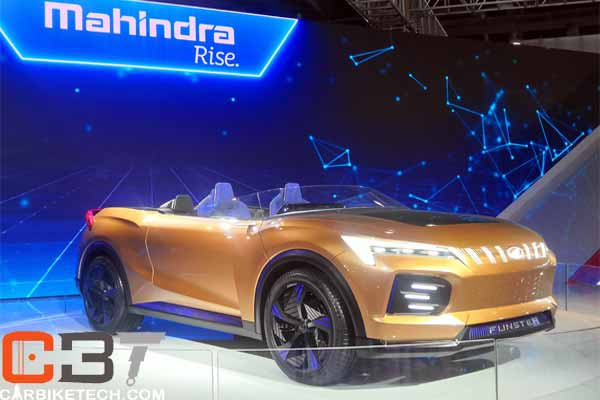 Mahindra Funster Concept