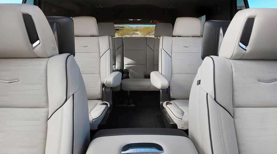 Escalade Interiors