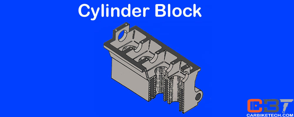 Cylinder Block design & construction