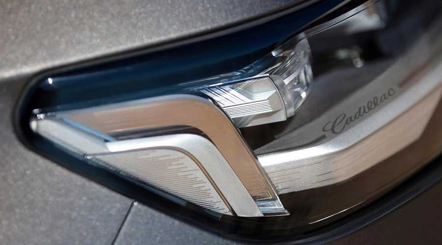 Escalade Headlamps