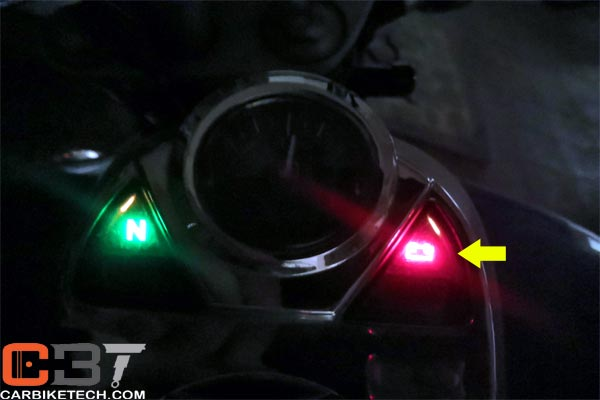Battery Indicator Light
