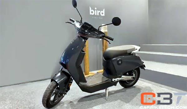 Bird ES1 at Auto Expo 2020