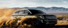 2020 World car Kia Telluride