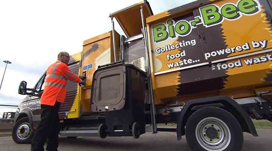Bio Bee Food Waste collection