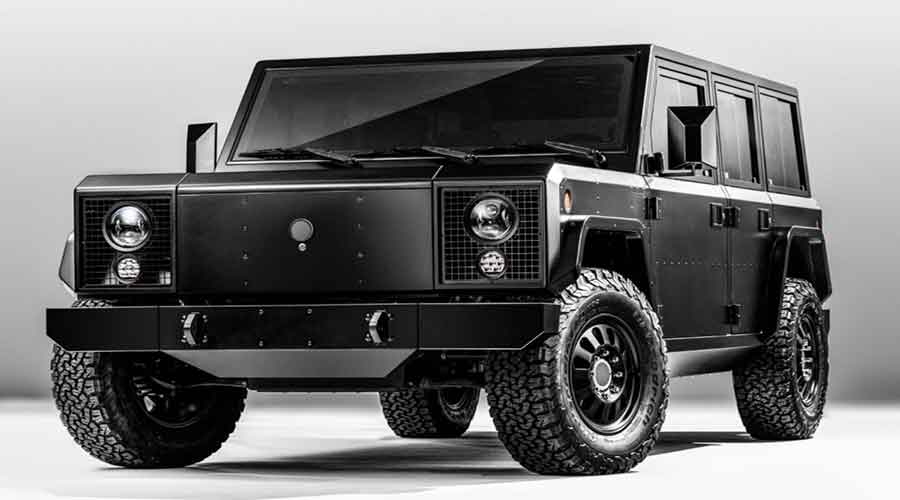 Bollinger B1 Front View