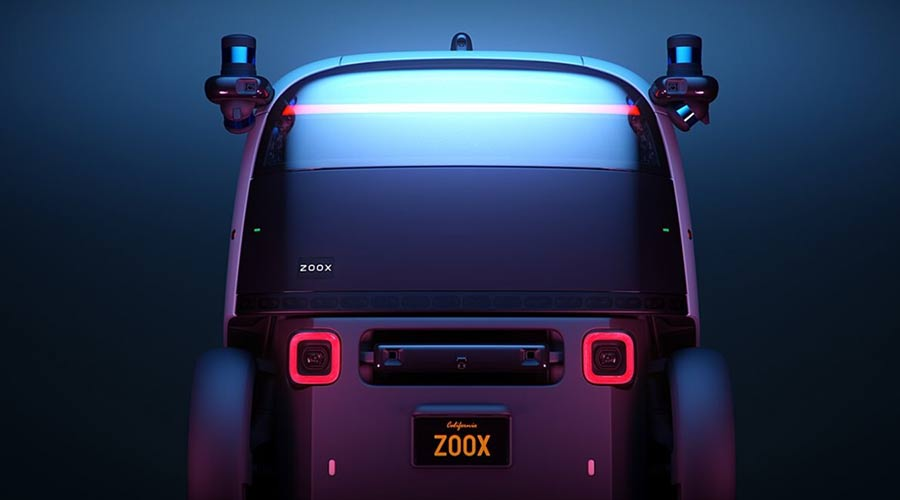 zoox front view