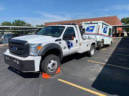 USPS-Tow-truck (Courtesy - USPS / Facebook)