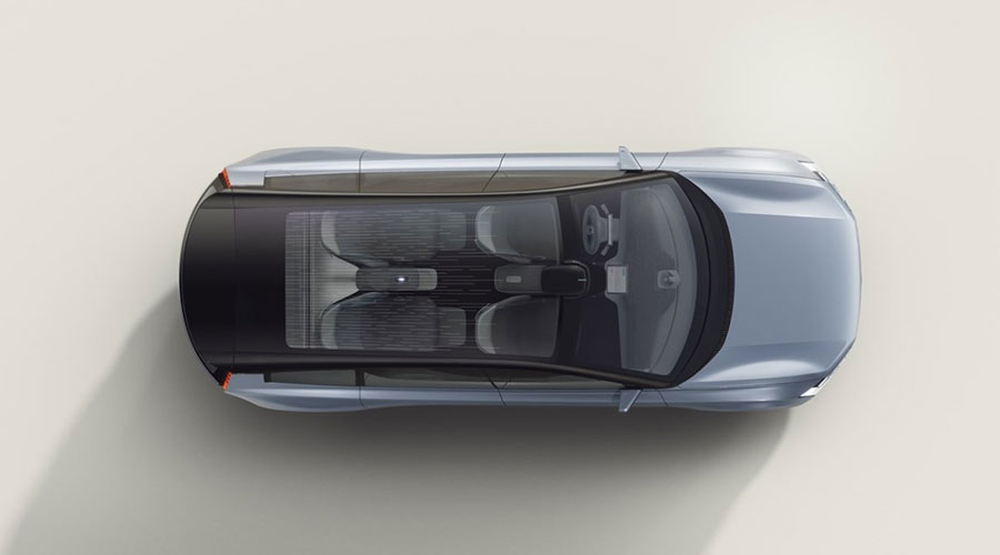 concept recharge top view
